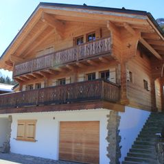 Chalet madrier